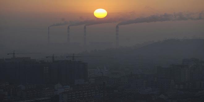 Διοξείδιο του άνθρακα: Η Κίνα ξεπερνά την Ευρώπη
