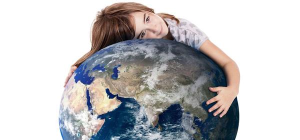 Γιορτάζουμε την Παγκόσμια Ημέρα της Γης στο σπίτι μαζί με τη NASA