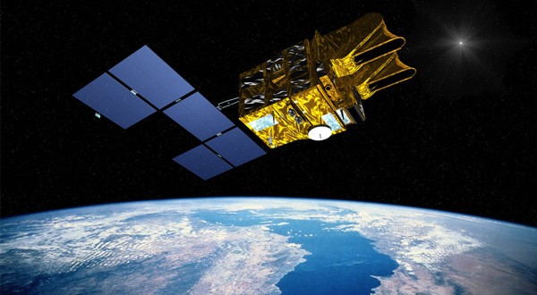 Ο αγροτικός δορυφόρος της NASA