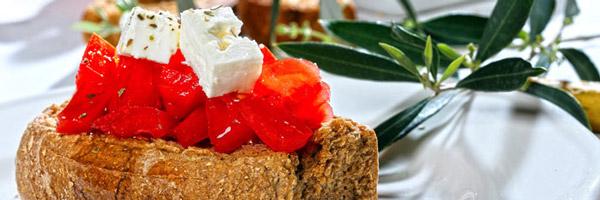 Μεσογειακή διατροφή = περισσότερα χρόνια ζωής