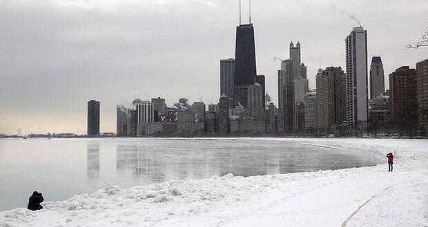 «Κάνει πολύ κρύο». Δεν υπάρχει υπερθέρμανση του πλανήτη!