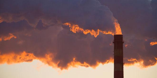 Μείωση εκπομπών διοξειδίου του άνθρακα λόγω οικονομικής ύφεσης