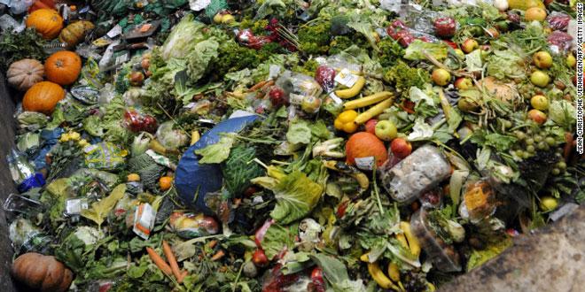 Θέλετε να κάνετε οικονομία; Σταματήστε τη σπατάλη τροφίμων!