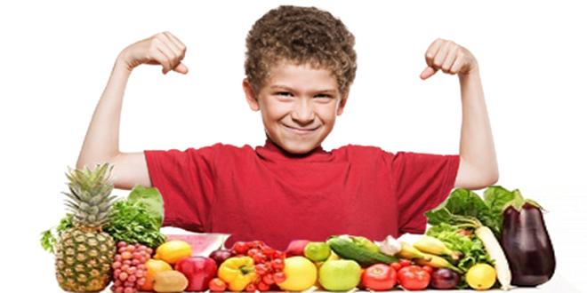 Τακτικές μάρκετινγκ με στόχο την υγιεινή διατροφή των παιδιών