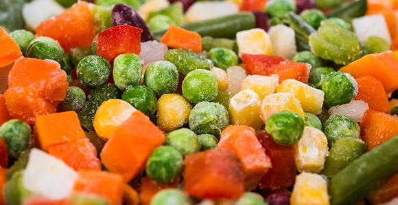 Η αγορά καταψυγμένων φρούτων και λαχανικών στην Τουρκία – Η θέση της Ελλάδας