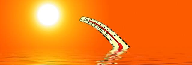 Μέση θερμοκρασία Οκτωβρίου:  1,2 βαθμό Κελσίου πάνω από αυτή της προβιομηχανικής περιόδου!