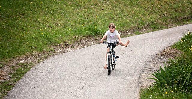 Ποδηλατική διαδρομή σε αγροτικές περιοχές