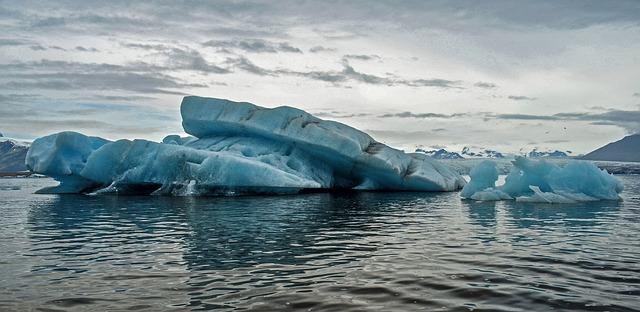 Το λιώσιμο των πάγων στον Αρκτικό Ωκεανό σε animation
