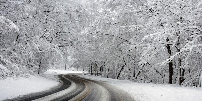 Χαμηλές θερμοκρασίες, ισχυροί άνεμοι και χιονοπτώσεις μέχρι την Πρωτοχρονιά