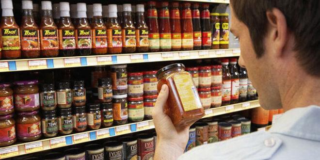 Το 90% των αμερικανών καταναλωτών διαβάζουν τις ετικέτες στα τρόφιμα