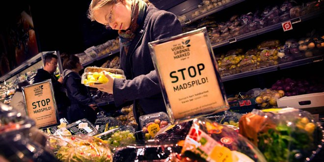 WeFood: Το πρώτο σούπερ μάρκετ για ληγμένα τρόφιμα
