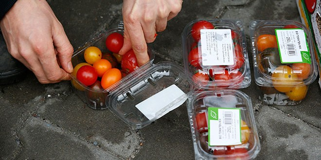 Το 1/3 των παραγόμενων τροφίμων χάνεται ή πετιέται