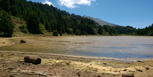 7 υπέροχες λίμνες της Πελοποννήσου