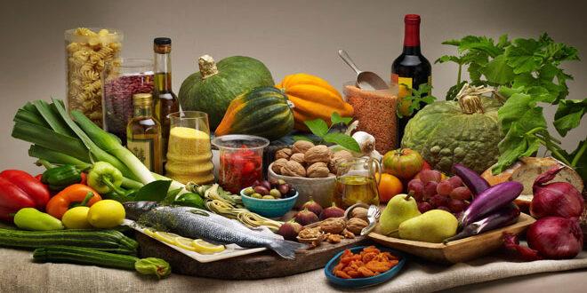 Λιγότερα κιλά για όσους επιλέγουν τη μεσογειακή διατροφή