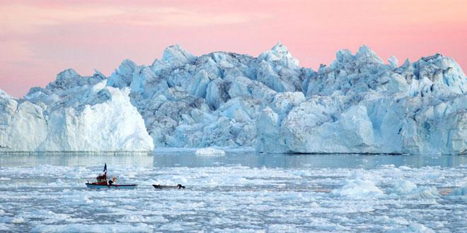 Η πιο ζεστή περίοδος που έζησε ο πλανήτης Γη – Πρωτοφανής απώλεια πάγων στη Γροιλανδία