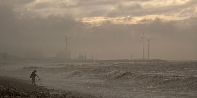Ιαπωνία: Ενέργεια από τυφώνες – Σχεδιάστηκε η πρώτη ανεμογεννήτρια τυφώνα