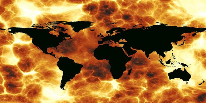 Αύγουστος 2017: Ο 2ος θερμότερος στη σύγχρονη μετεωρολογική ιστορία