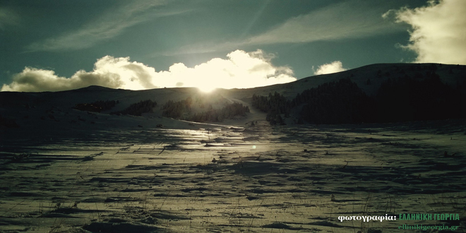 Νέο κύμα χιονιά – Ολικός παγετός στα βόρεια ηπειρωτικά