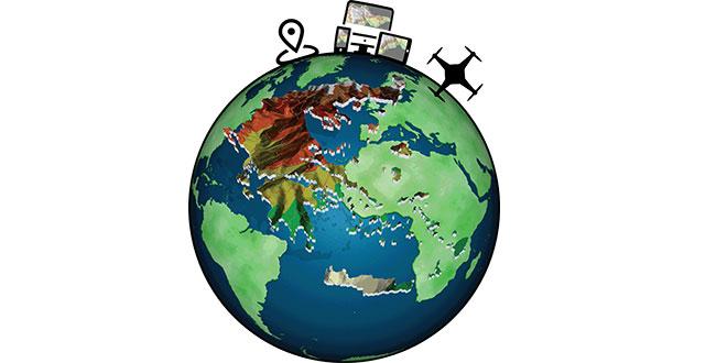 2ο Συνέδριο Γεωγραφικών Πληροφοριακών Συστημάτων στη Γεωργία και στο Περιβάλλον