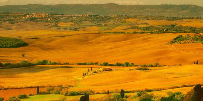 Η ξηρασία έχει κοστίσει στους Ιταλούς αγρότες 1 δισεκατομμύριο ευρώ