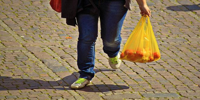 Χρέωση των πλαστικών σακουλών από 1η Ιανουαρίου 2018