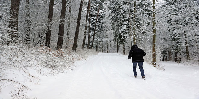 Ρεκόρ βροχόπτωσης και χιονόπτωσης στη Ζαγορά Πηλίου