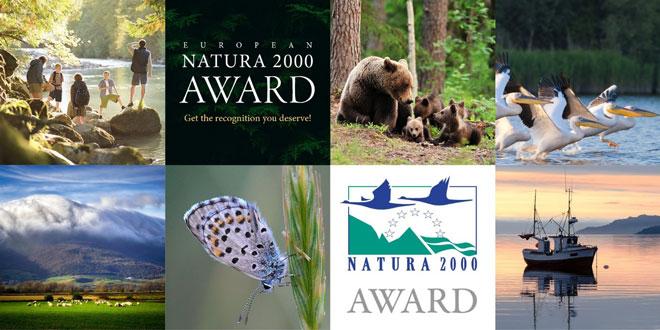 Ψηφίστε μία από τις πέντε ελληνικές υποψηφιότητες για το Βραβείο Natura 2000