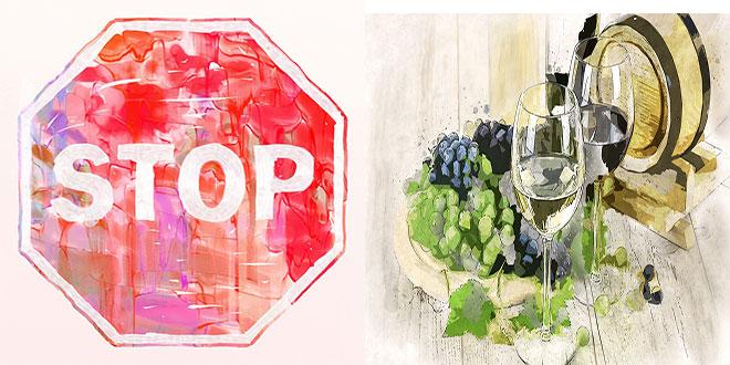 Κίνα: Οι δασμοί μπλοκάρουν τις εισαγωγές οίνου από ΗΠΑ