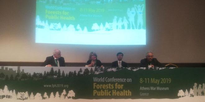 """Παγκόσμιο Συνέδριο """"Δάση για τη Δημοσία Υγεία"""": Η καταστροφή στο Μάτι θα μπορούσε να αποφευχθεί"""