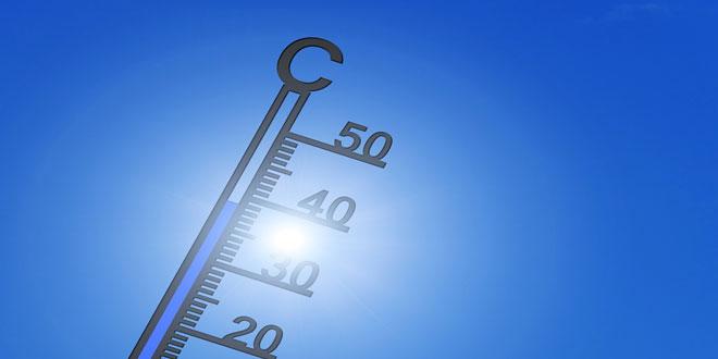 Άνοδος της θερμοκρασίας – Σε ποιες περιοχές θα αγγίξει τους 40 βαθμούς