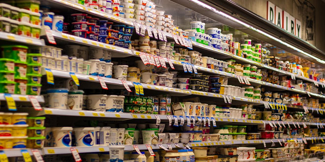 Γαλακτοκομικά προϊόντα: Εντοπίστε την επισήμανση με τη χώρα προέλευσης του γάλακτος
