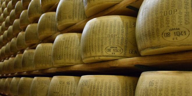 Ιταλία: Που οφείλεται ο υπερδιπλασιασμός της αξίας των εξαγωγών γαλακτοκομικών προϊόντων